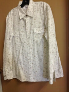 Men's Assorted Dress and Casual Shirts New Pre-Owned