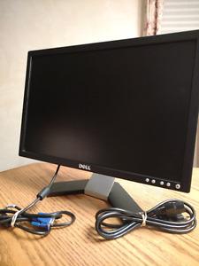 Dell 19 inch Wide Flatscreen Monitor