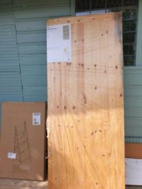 Noric Softwood Door