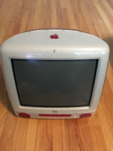 Red Apple iMac G3
