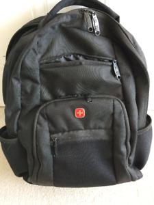 REDUCED - Swiss Gear Laptop Backpack - almost brand new