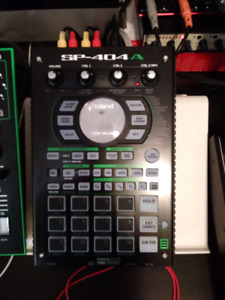 For Trade my SP-404A for your Korg Electribe Sampler (RED MODEL)