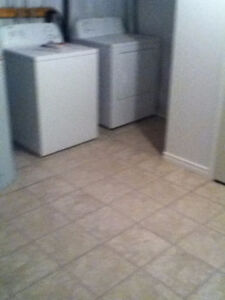 2 large Bedroom Basement Apartment for Rent in SouthPointe, Wpg.