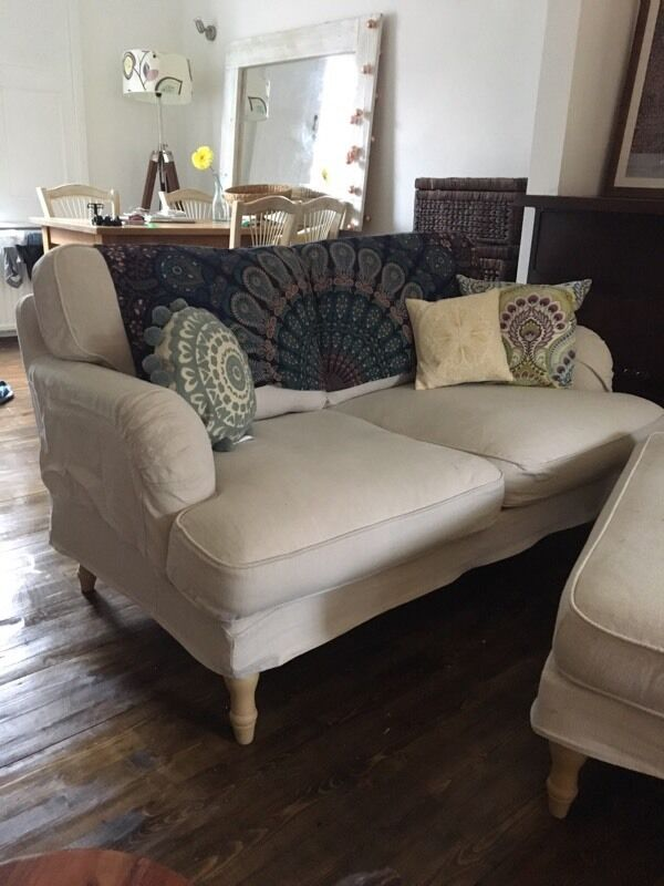 3 Seater Ikea Stocksund Sofa For Sale In Southampton