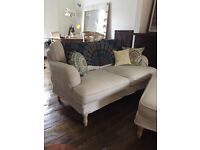 3 seater ikea stocksund sofa for sale