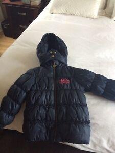 Manteau d'hiver de marque Mexx pour petites filles