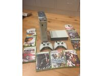 XBOX 360 and XBOX 360 HD DVD