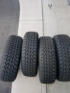 Goodyear Nordic Winter  195/65 R15