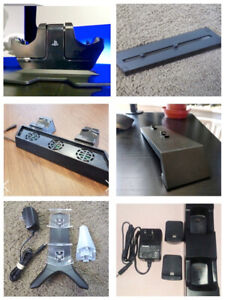 PS4   Accessories   ( Stands / Fans / Charging Stations )