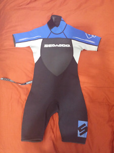 Sea doo wetsuit- junior- REDUCED PRICE