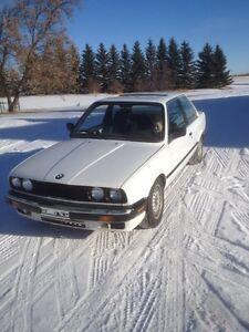 BMW e-30/36 Restoration