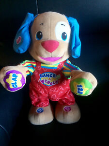 Fisher Price Dance and Wiggle Puppy