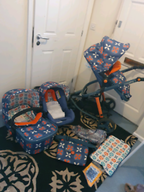 Giggle cosatto travel system