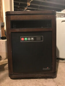 Duraflame Infrared Space Heater