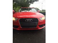 Mint A4 avant, full service history, leather interior