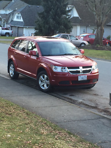 2009 Dodge Journey SXT SUV, Crossover