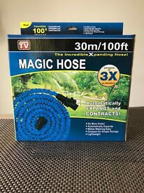 100FT EXPANDABLE HOSE PIPE - BRAND NEW
