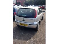 53 Vauxhall corsa twinport automatic low miles cheap
