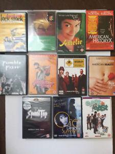 PAL (British Region) DVDs