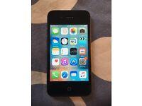 iPhone 4s 16GB, black, EE, virgin, mint, warranty and receipt.