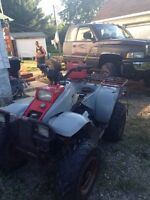 1991 Polaris 350 4 by 4