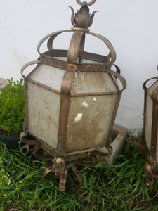 Exterior lights (pair)