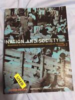 Nation and Society