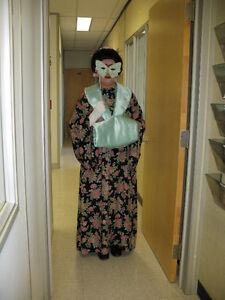 Halloween - Déguisement - Adulte - Gaicha
