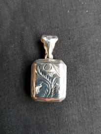 925 silver locket pendant jewellery