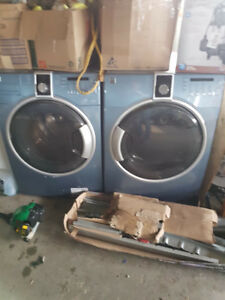 Cochrane - Kenmore Front Loading Washer and Dryer