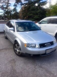 2004 Audi A4 For Sale As Is