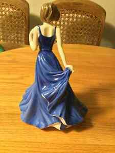Royal Doulton Pretty Ladies Gift of Love Kitchener / Waterloo Kitchener Area image 2