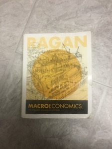 Macroeconomics ragan buy or sell books in ontario kijiji classifieds eco101 2 microeconomics by krugman and macroeconomics by ragan fandeluxe Gallery