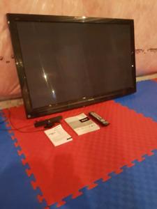 50 inch Panasonic Viera Plasma HDTV with Camera