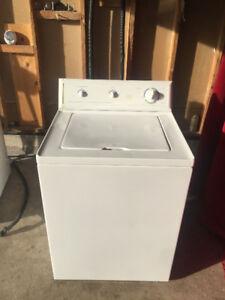 Frigidaire washing machine for sale