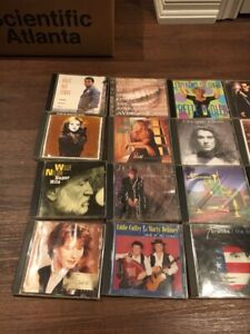 Miscellaneous CD's