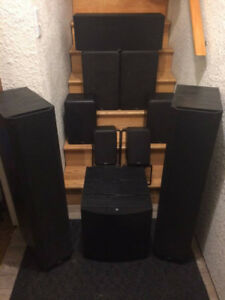 Boston Acoustics Sound System