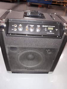 ION Block Rocker Portable Sound System