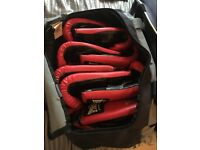 12-15 pairs of Boxing mitts and pads,