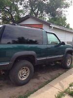 1995 Tahoe for sale