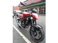 Hyosung GT650 P pre reg bikes available.