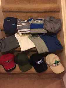 Men's Clothing - Shirts & Hats.