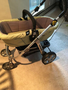 Stroll-Air Zoom Bassinet Stroller