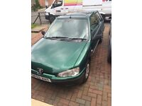 Peugeot 106 for sale or swap
