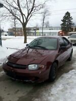 2003 Chevrolet Cavalier- lowered price, I want gone ASAP