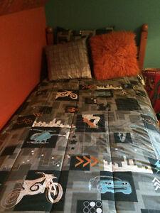 Couvre-lit pour garçon