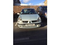 Renault Clio 1.2 Extreme for sale! BARGAIN