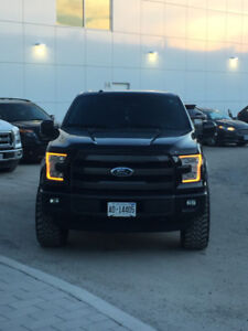 Ford F-150  truck has everything you could possibly want
