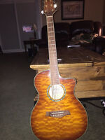 Acoustic Guitar - Ibanez 6-String