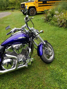 2002 Honda vtx 1800c for sale